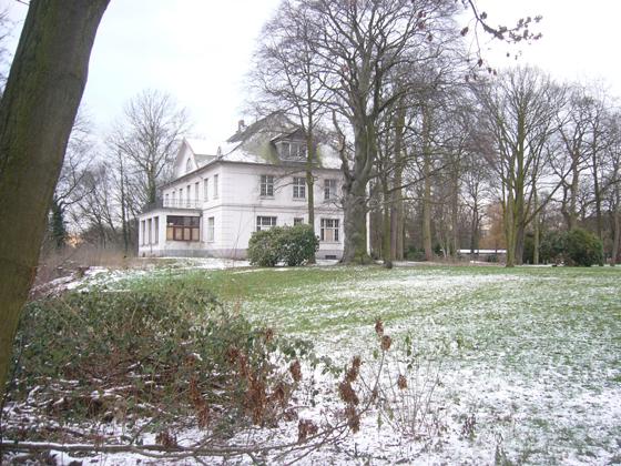 Plangesche Villa im Heine-Park (Foto: Schnitter, 2007)