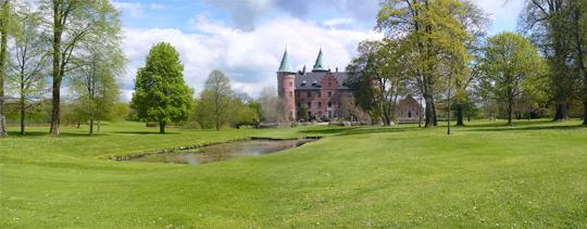 """Das Schloss auf der """"Zauberinsel"""", 2005"""