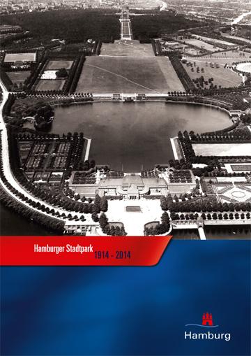 Broschüre Hamburger Stadtpark 1914-2014